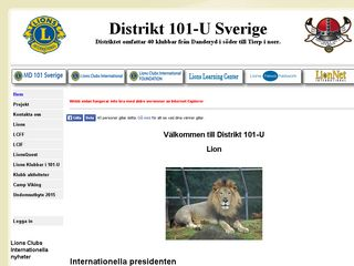 101u-lions.se