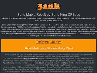 3ank in   Domainstats com