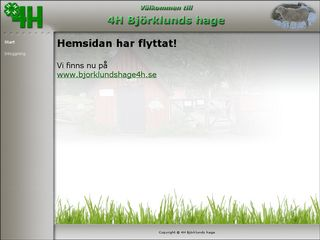 4hbjorklundshage.se