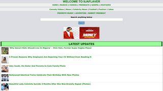 9jaflaver com | Domainstats com