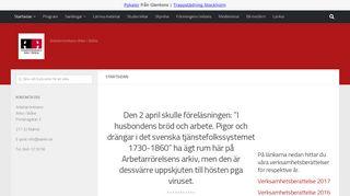 a-arkiv.se