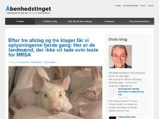 aabenhedstinget.dk