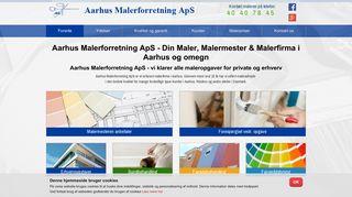 aarhusmalerforretning.dk