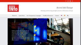 access-info.org
