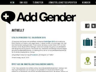 addgender.se
