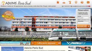 adonis-paris-sud.com