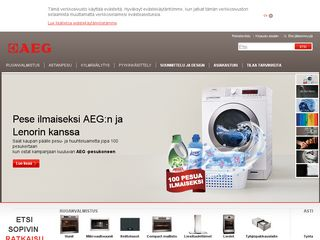 Preview of aeg.fi