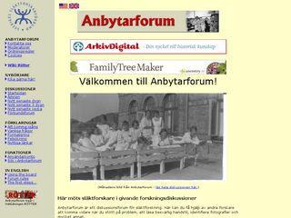 aforum.genealogi.se