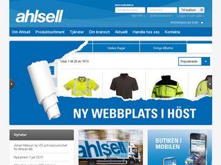 ahlsell.se