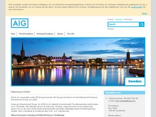 Preview of aig.se