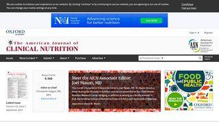ajcn.nutrition.org