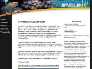 akvaariolinna.fi