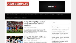 allaspeltips.se