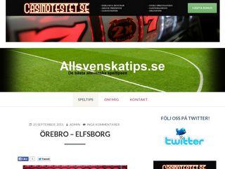 allsvenskatips.se