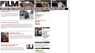 Earlier screenshot of alltomfilm.se