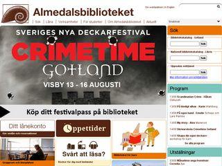 almedalsbiblioteket.se