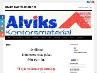 alvikskontorsmaterial.se