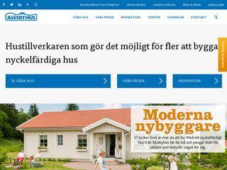 alvsbyhus.se