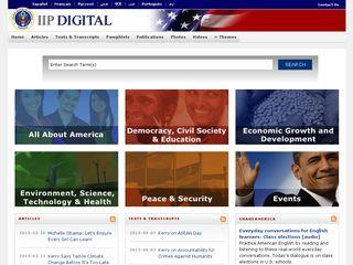 Preview of america.gov