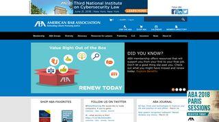 americanbar.org
