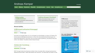 andreaskemper.org