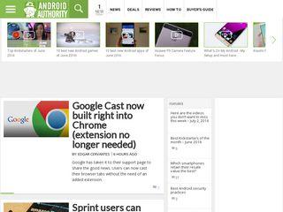 androidauthority com | Domainstats com