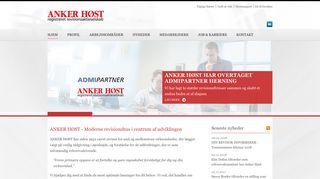 ankerhost.dk