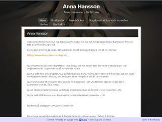 annahansson.n.nu