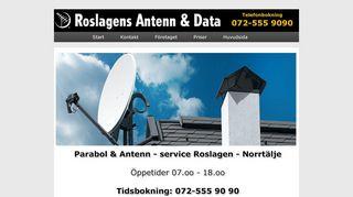 antenn-parabol-service-roslagen.se