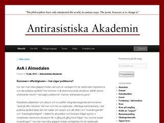 antirasistiskaakademin.se