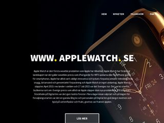 applewatch.se