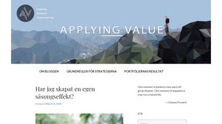 applyingvalue.com