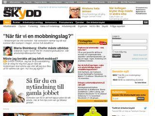 Preview of arbetarskydd.se