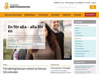 arbetsterapeuterna.se
