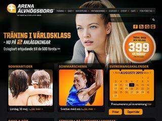 arenaalvhogsborg.se