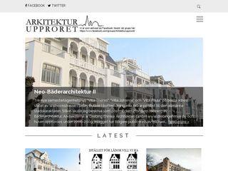 arkitekturupproret.se