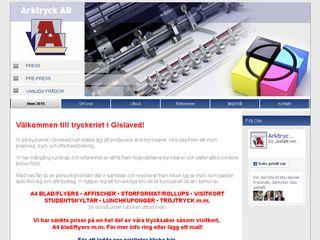 arktryck.se