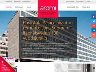 aromilehti.fi