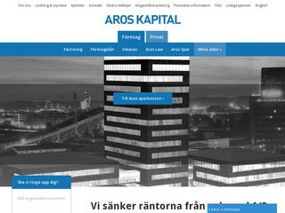 aroskapital.se