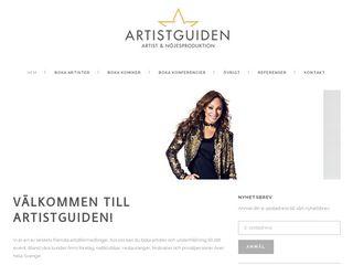 artistguiden.se