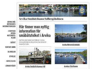 arvikamotorbatsklubb.se