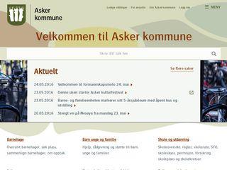 asker.kommune.no