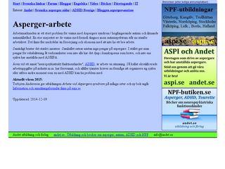 asperger-arbete.se