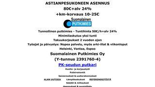 astianpesukoneen-asennus.fi