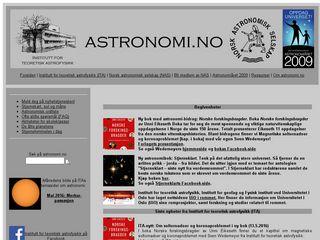 astronomi.no