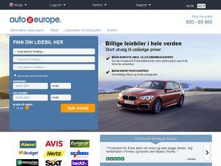 autoeurope.no