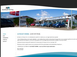 autohusetherning.dk