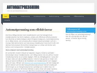 automatpressning.n.nu
