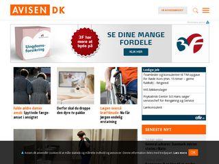 Preview of avisen.dk