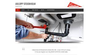 avloppstockholm.se